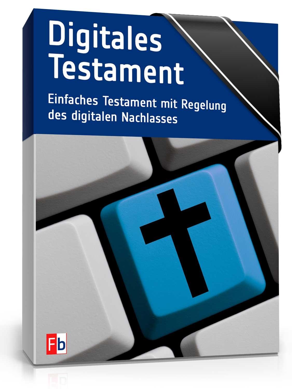 Musterbriefe Notar : Digitales testament plus ratgeber muster zum download