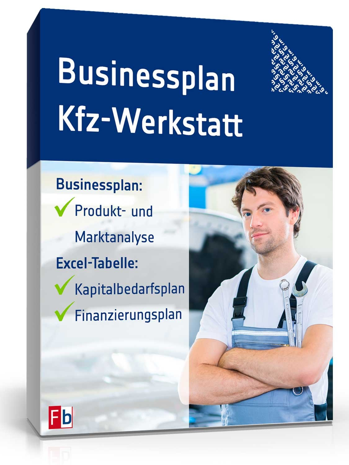 businessplan kfz werkstatt muster aus profihand downloaden. Black Bedroom Furniture Sets. Home Design Ideas