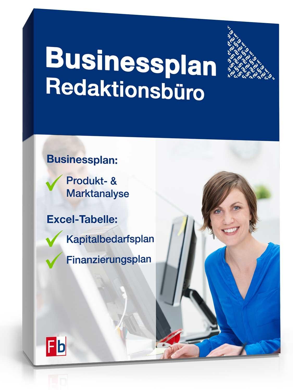 Businessplan Vorlage Muster Beispiele Kostenfrei 9