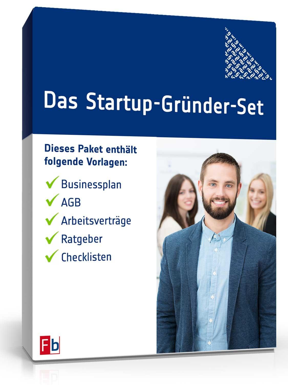 Das Startup Gründer Set Verträge Vorlagen Zum Download