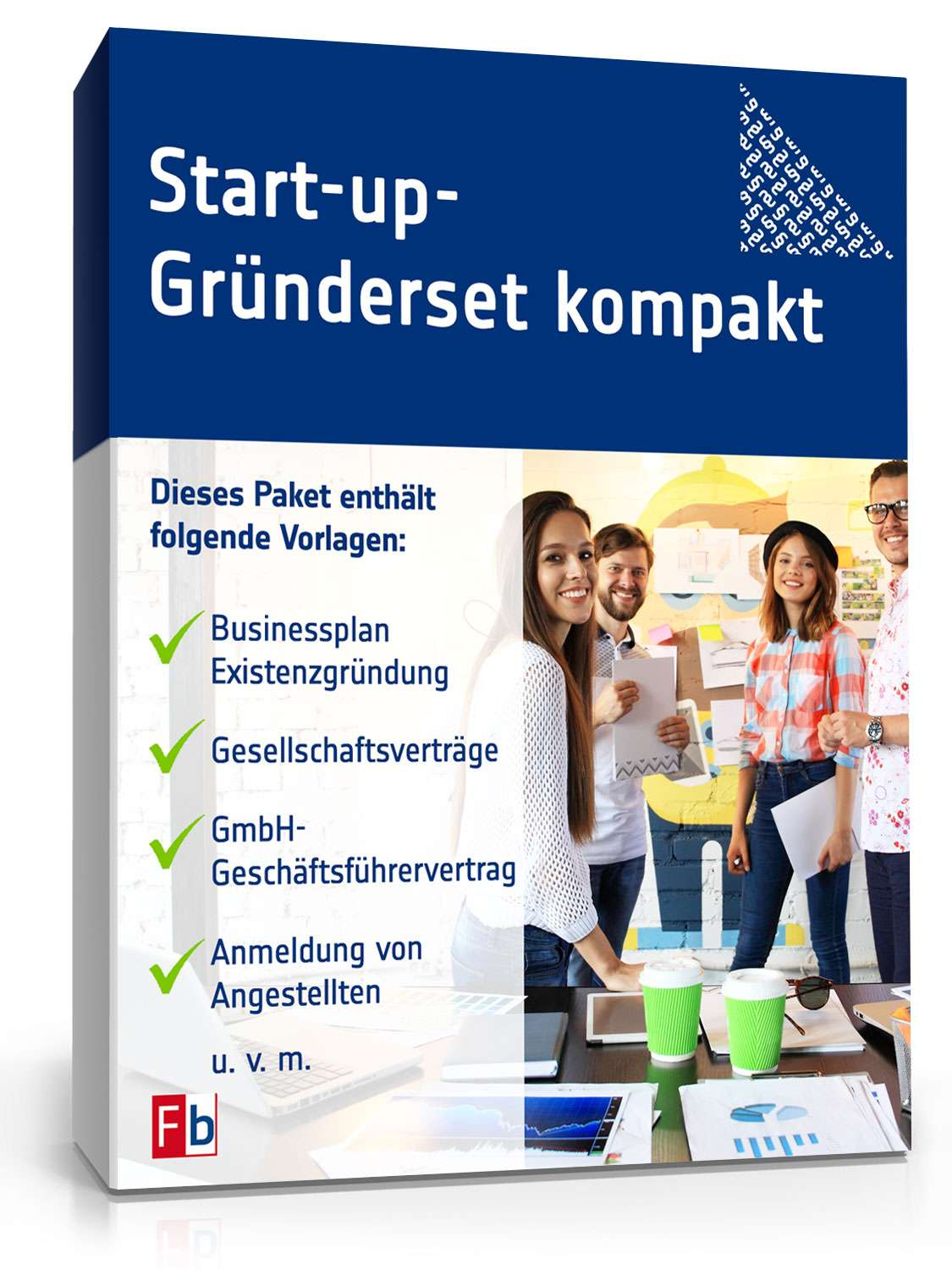 Start-up-Gründerset kompakt