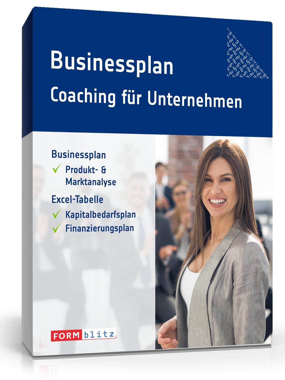 Businessplan Coaching Muster Zum Download