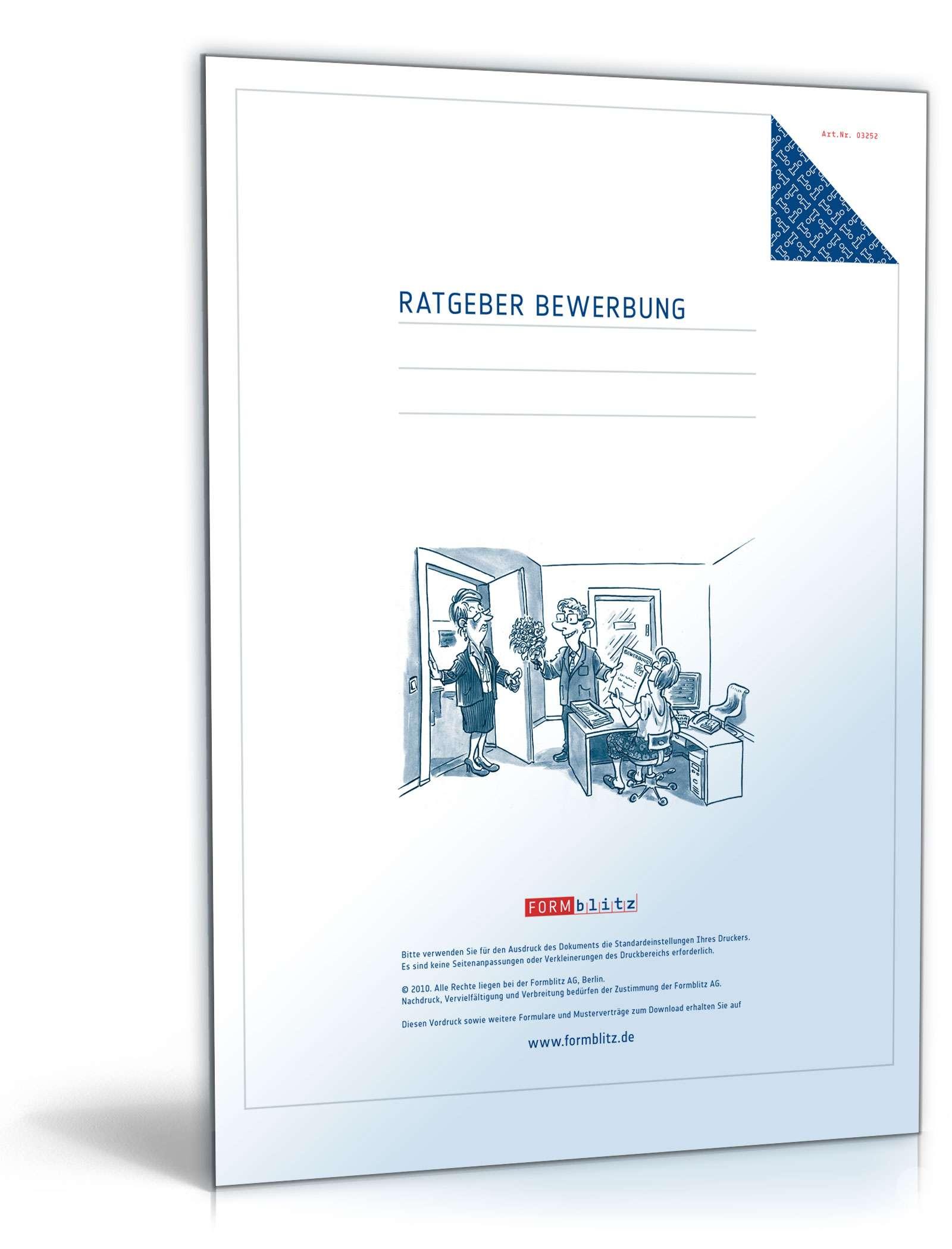 Bewerbungs Paket Pflegehelfer Muster Zum Download