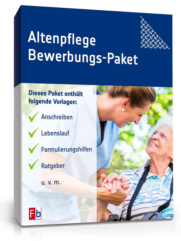 Bewerbungs Paket Altenpflege Muster Zum Download