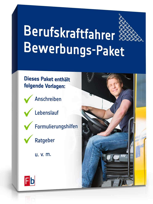 Bewerbungs Paket Berufskraftfahrer Muster Zum Download
