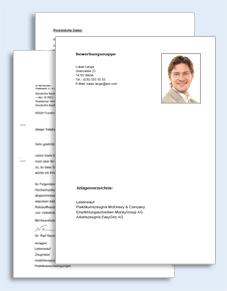 Bewerbung Als Bankkaufmann Muster Kostenlos Zum Download