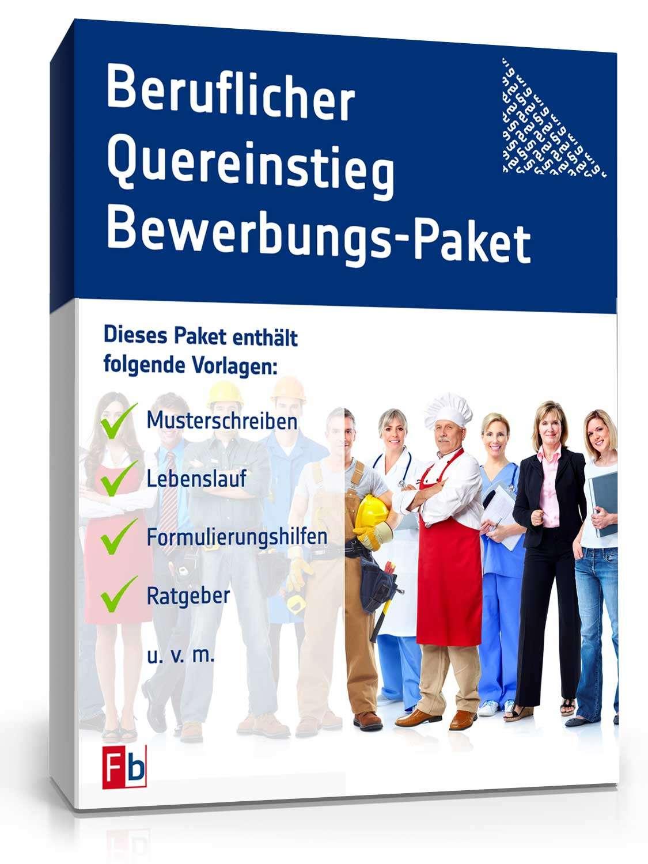 Quereinsteiger Bewerbungs Paket Vorlagen Zum Download