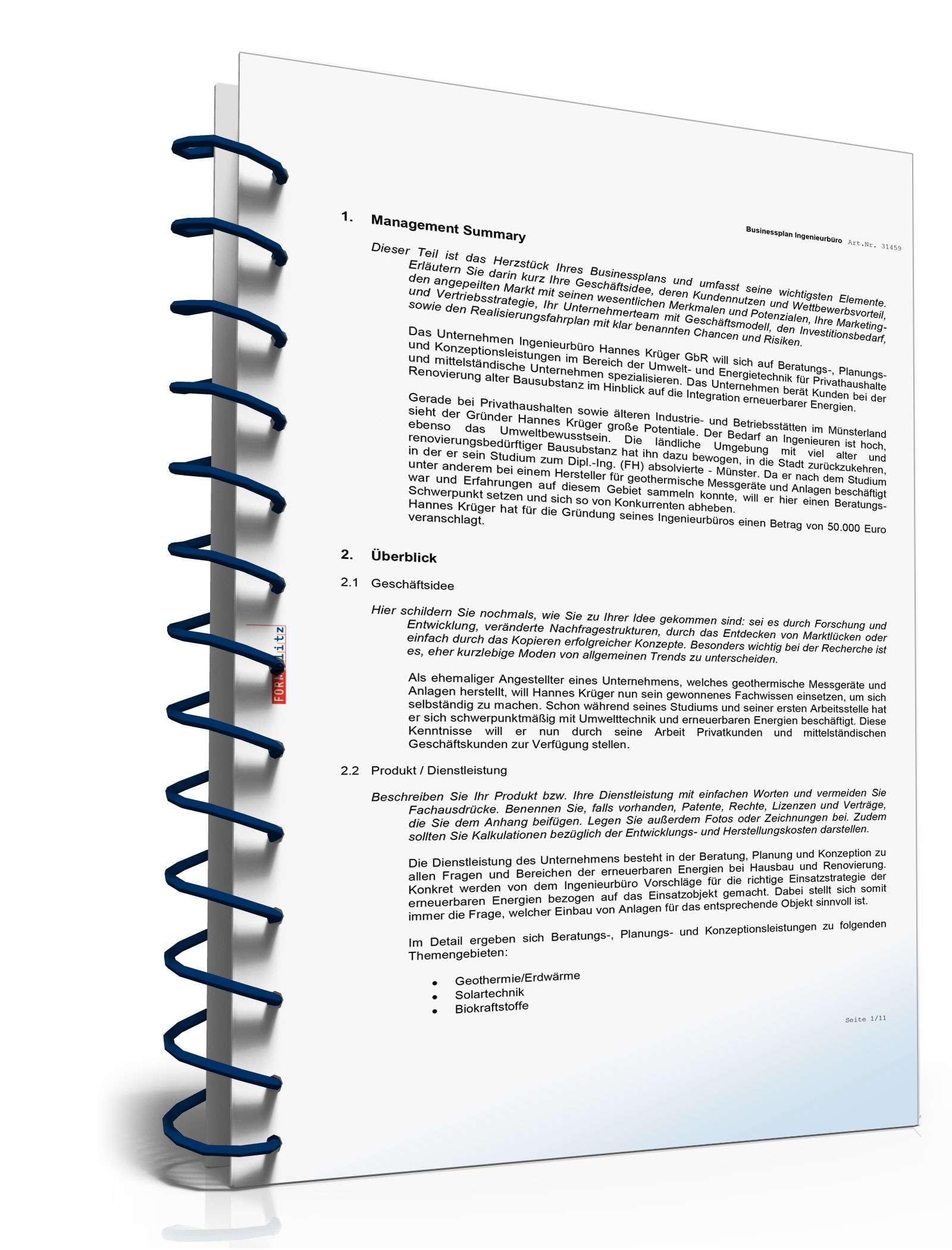 Wunderbar Geschäftsidee Vorschlag Vorlage Ideen - Beispiel ...
