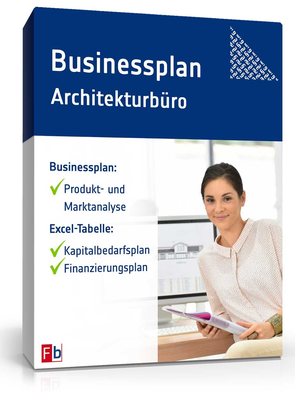 What are the seven parts of a business plan