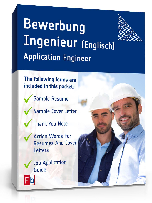 Kostenlose Muster Bewerbung Für Ingenieur Englisch Zum Download