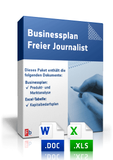 business plan journalist