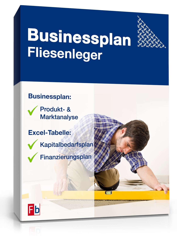 Businessplan Fliesenleger Muster Zum Download
