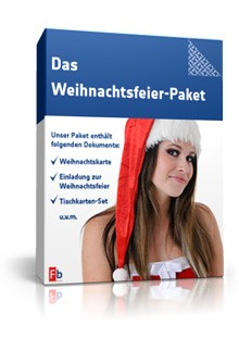 das weihnachtsfeier paket de ratgeber download. Black Bedroom Furniture Sets. Home Design Ideas