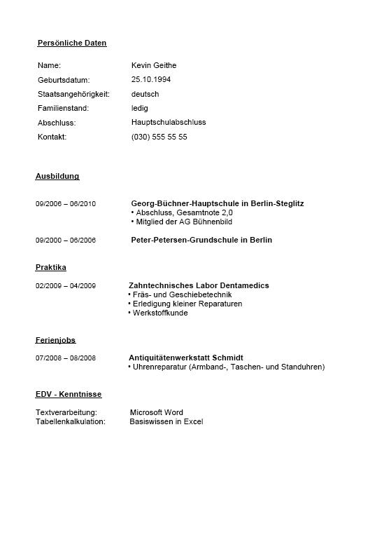 Bewerbungs-Paket Hochschulabschluss | Vorlagen zum Download