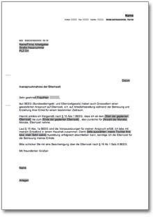 Antrag Entlassung Betreuung Dokument zum Download