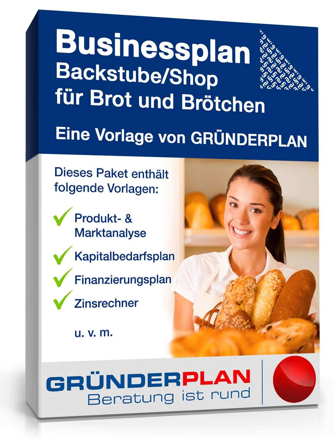 Businessplan Backstube/Back-Shop von Gründerplan