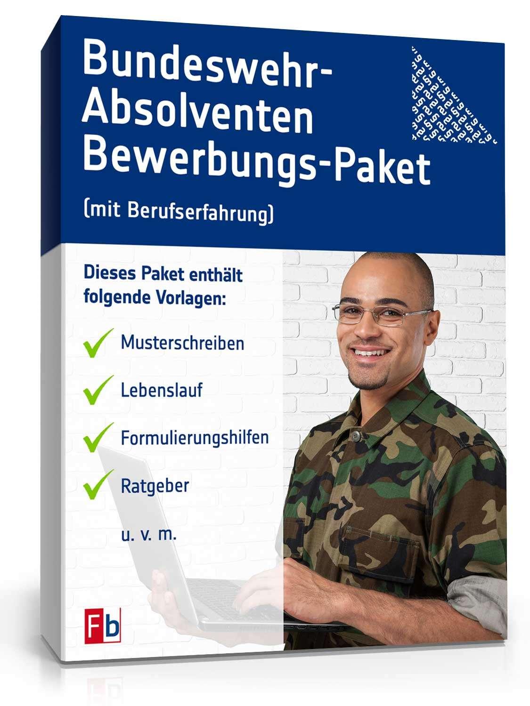 Bewerbungs Paket Bundeswehr Absolventen