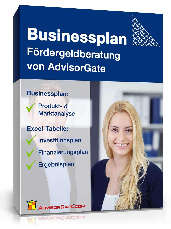 business plan muster handwerker