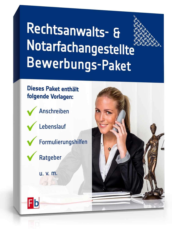 Paket Rechtsanwalts- und Notarfachangestellte