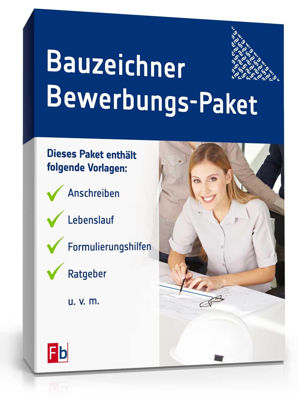 Bewerbungs Paket Bauzeichner Muster Zum Download