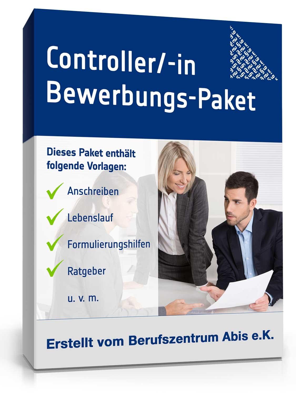 Bewerbungs-Paket Controller