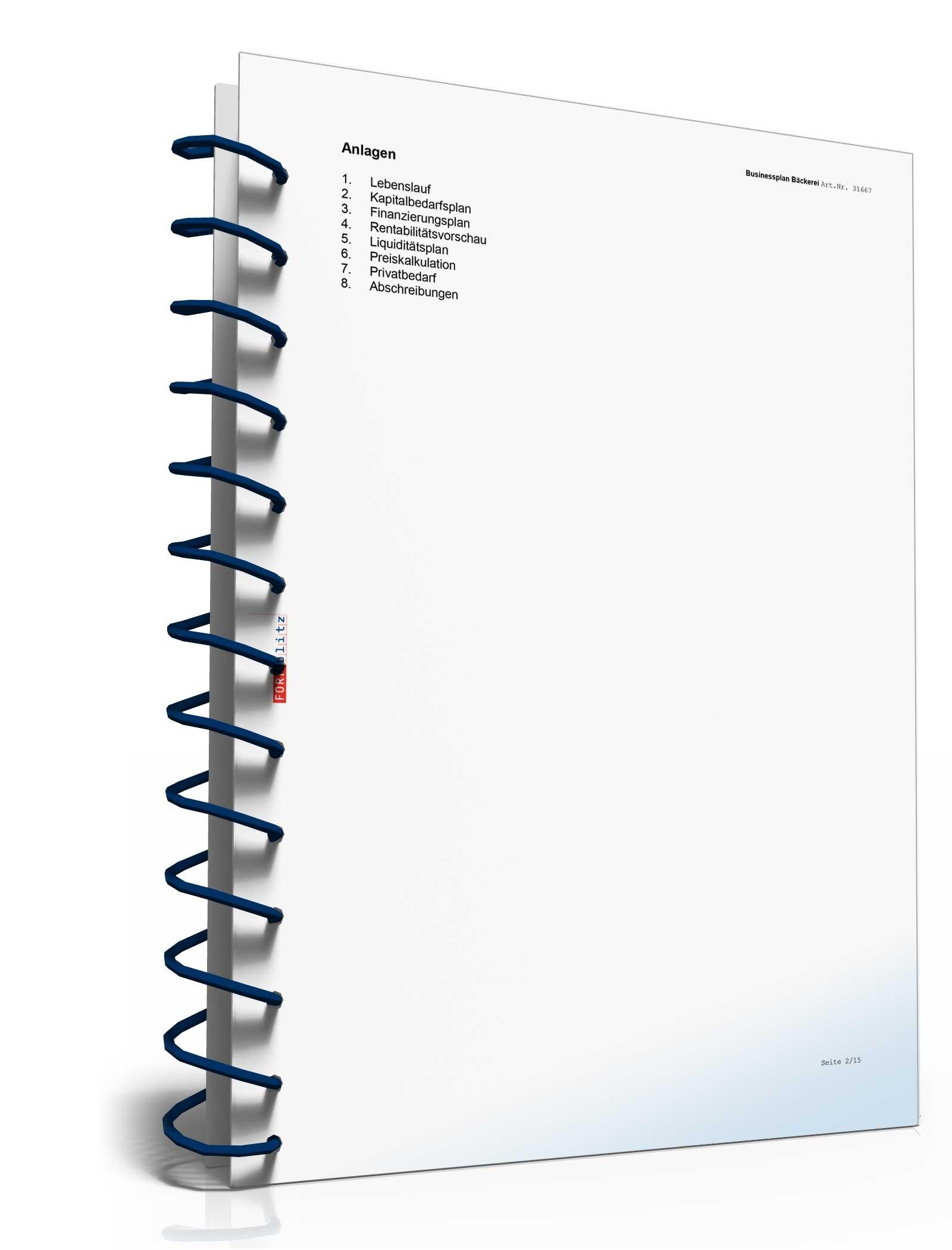 Businessplan Cocktailbar | Muster zum Download