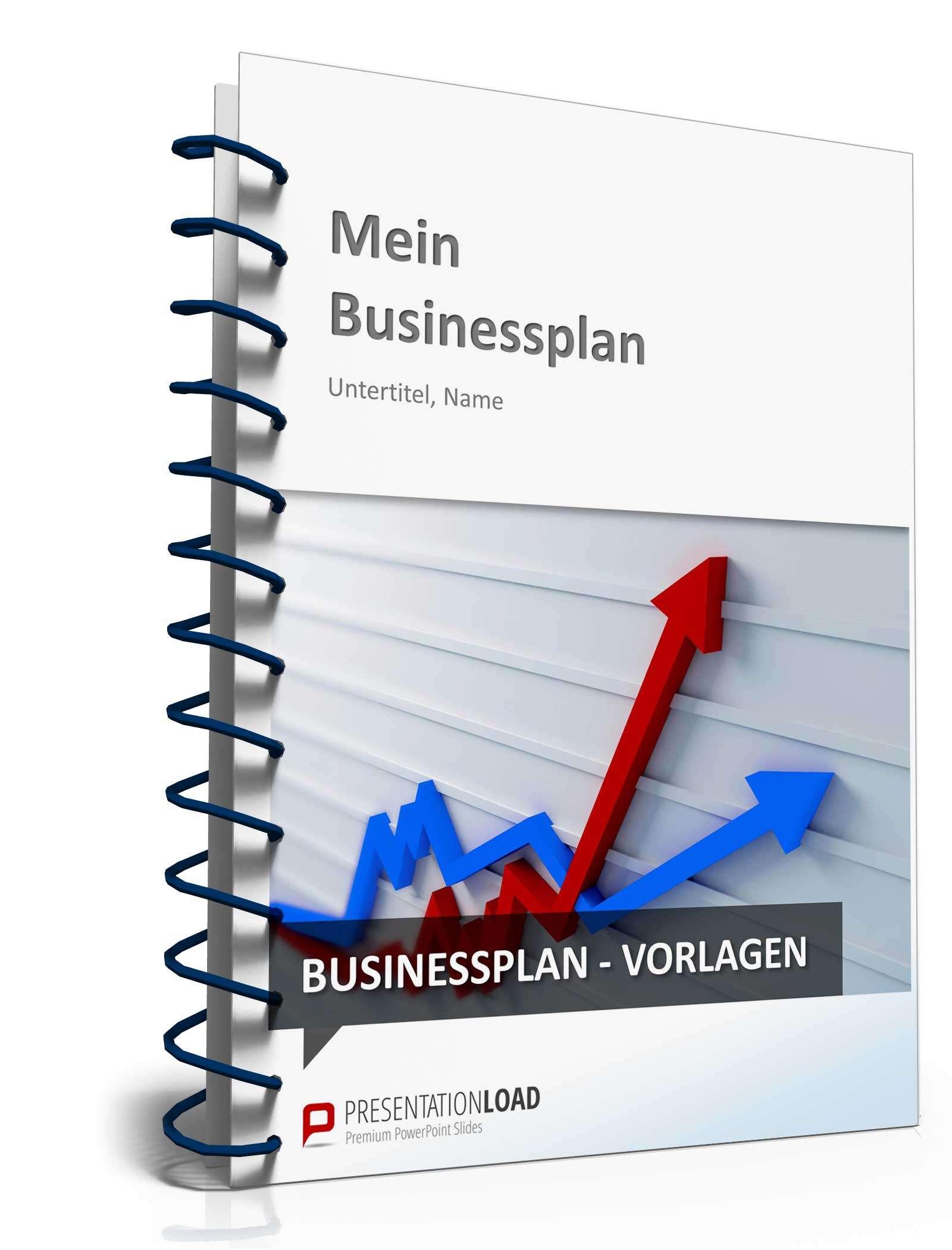 PowerPoint Präsentation Businessplan | Vorlage zum Download