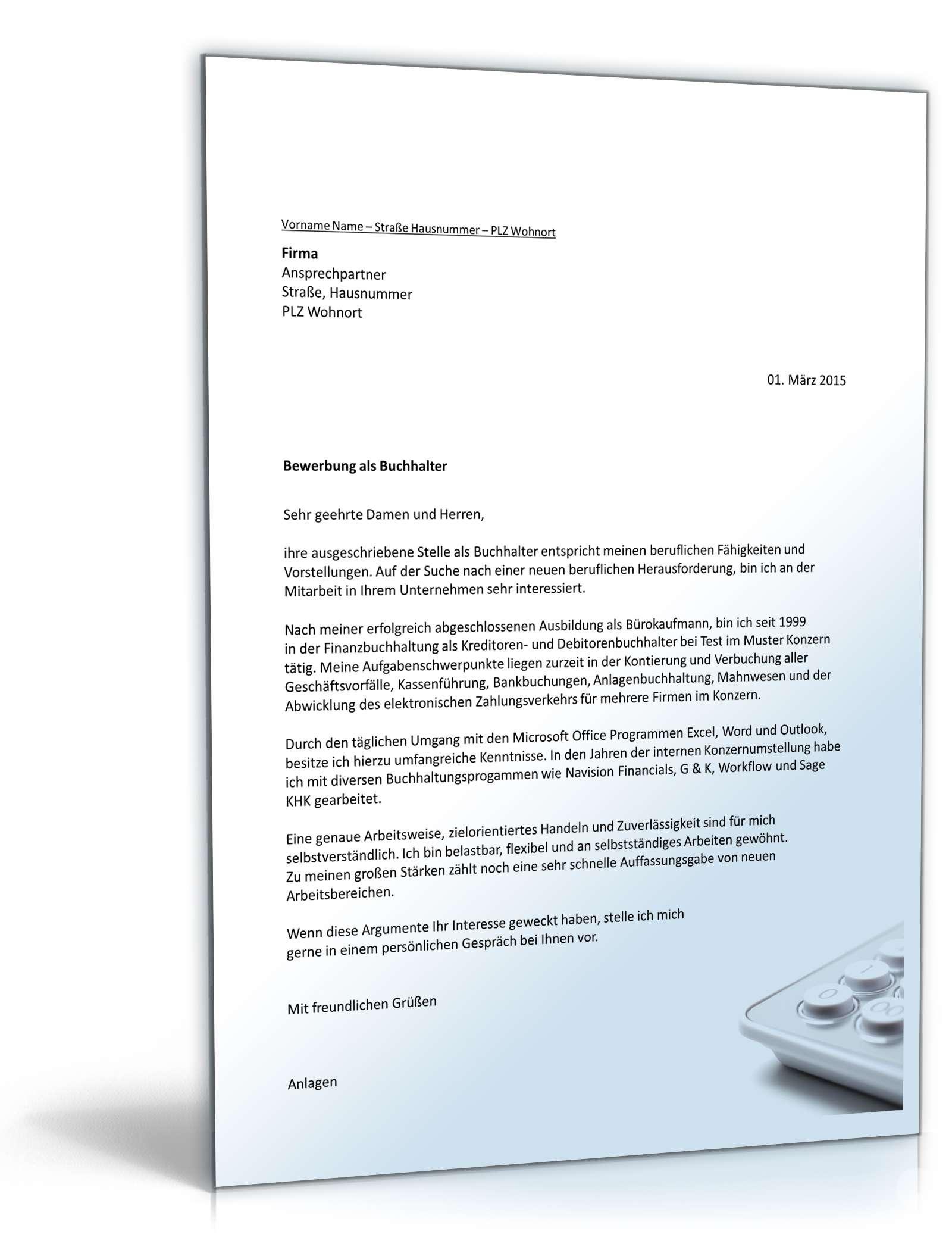 PowerPoint Vorlage Kreative Bewerbung Kaufmann - Vorlage zum Download