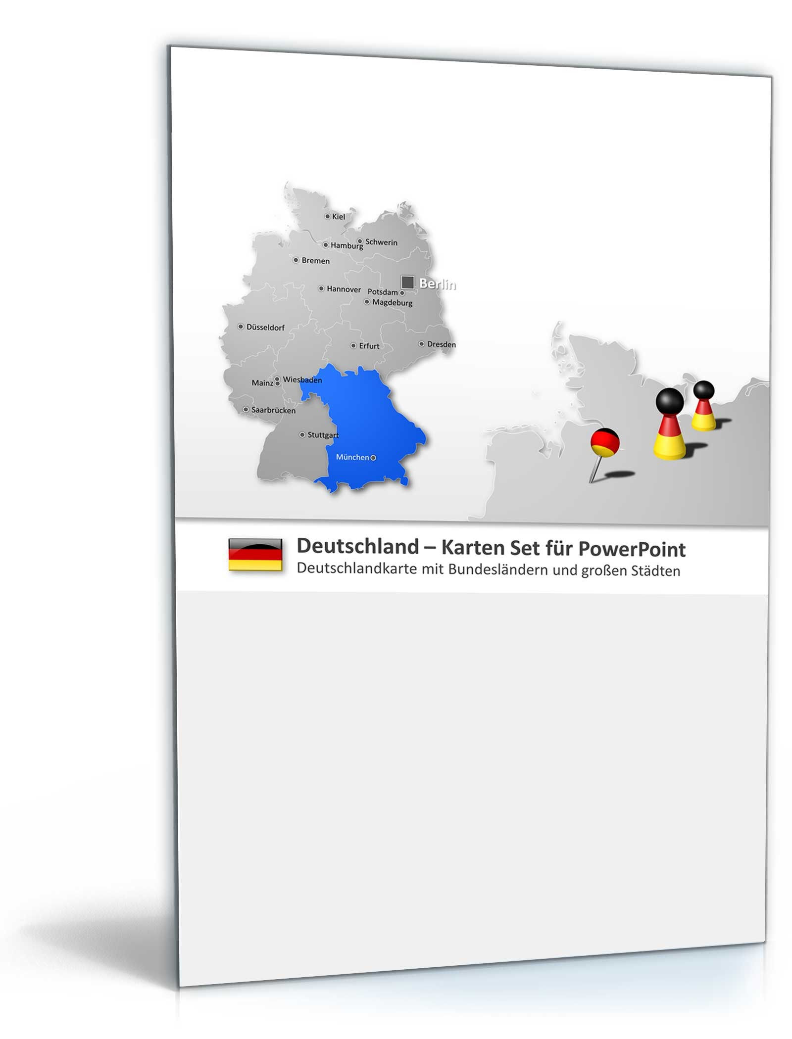 Powerpoint Präsentation Bundesländer Vorlage Zum Download