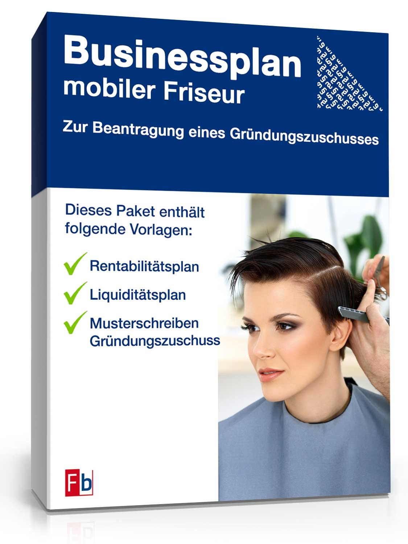 businessplan mobiler friseur