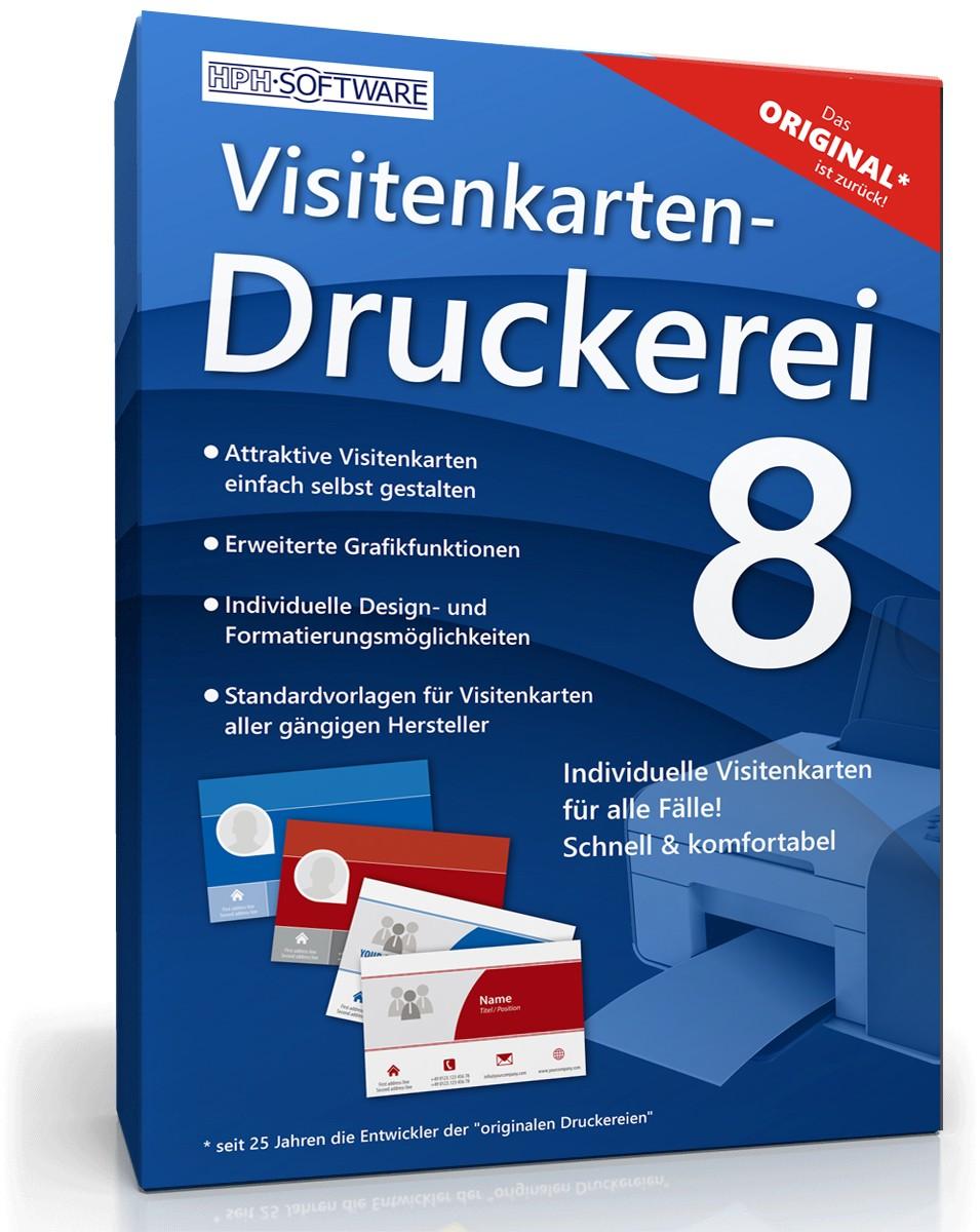 Visitenkarten Druckerei 8 Günstig Zum Download