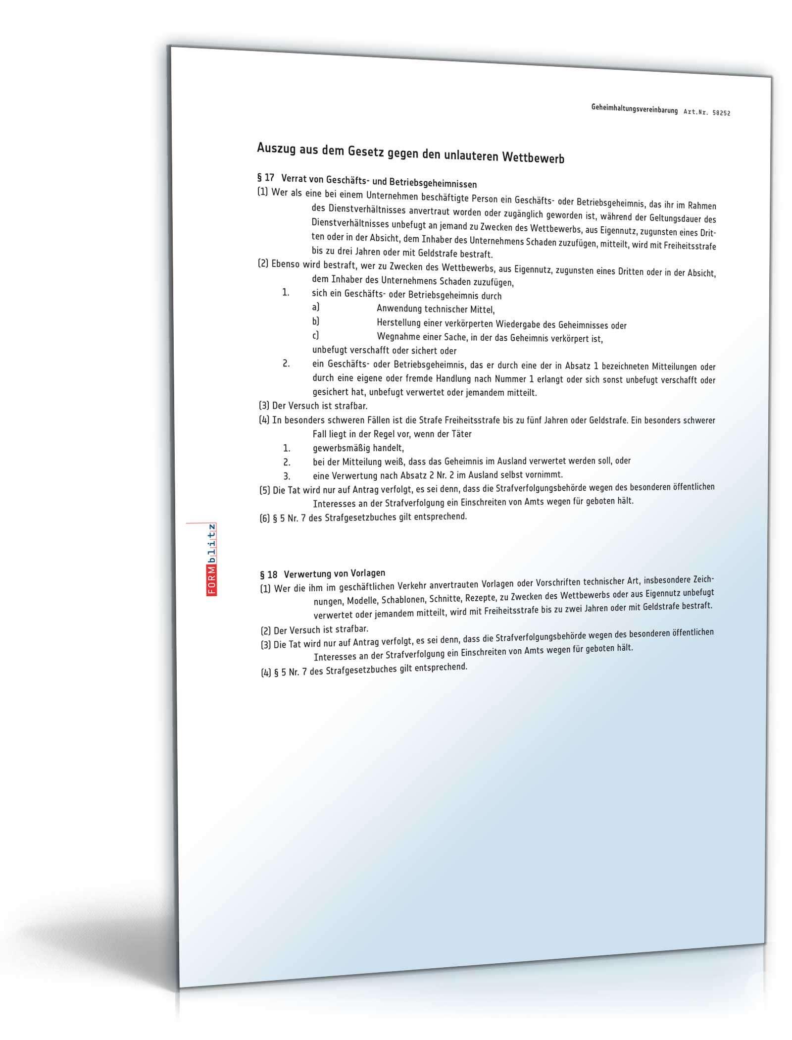 Charmant Vorlage Für Gegenseitige Vertraulichkeitsvereinbarung ...