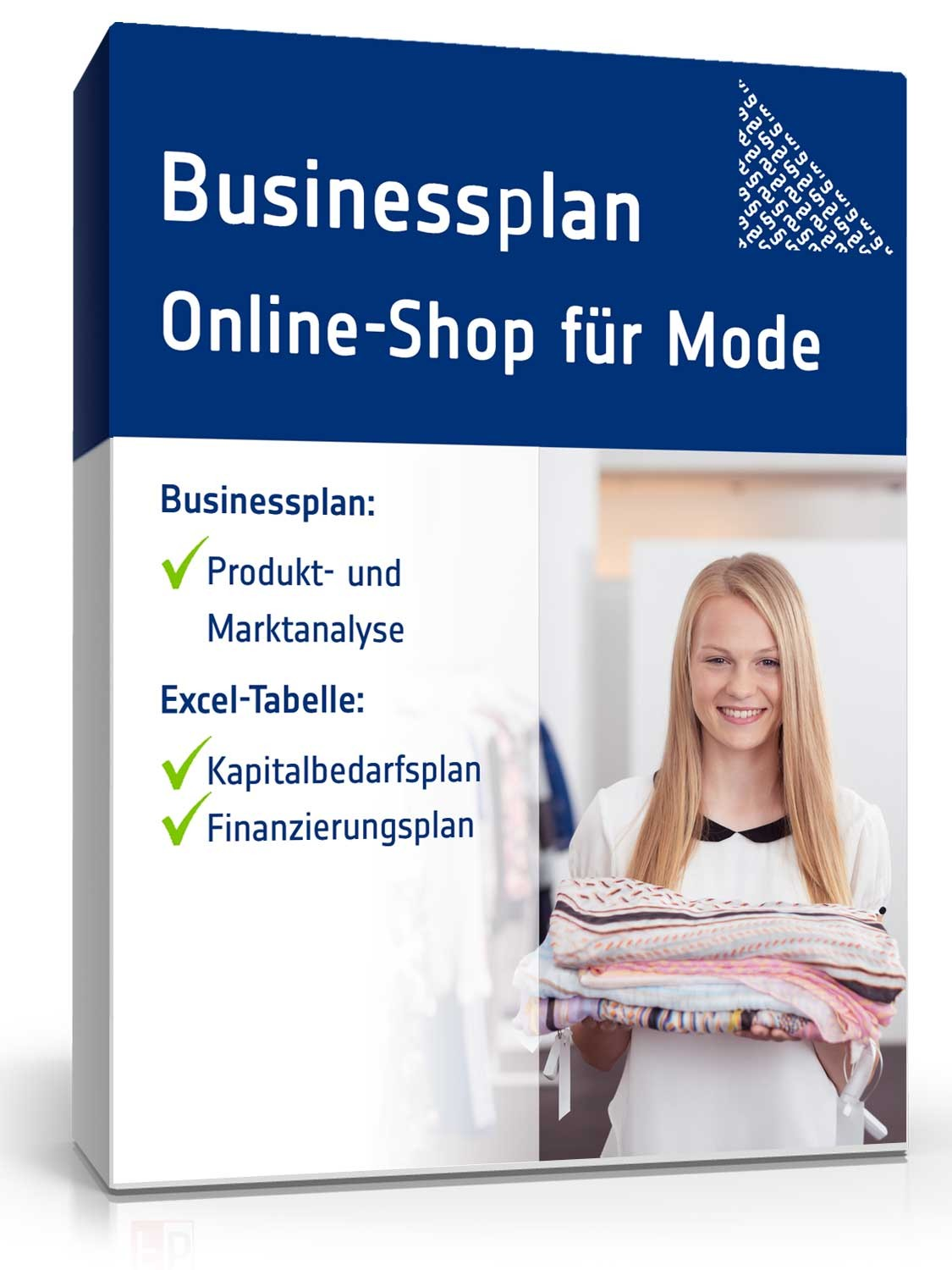 Businessplan Online-Shop für Mode