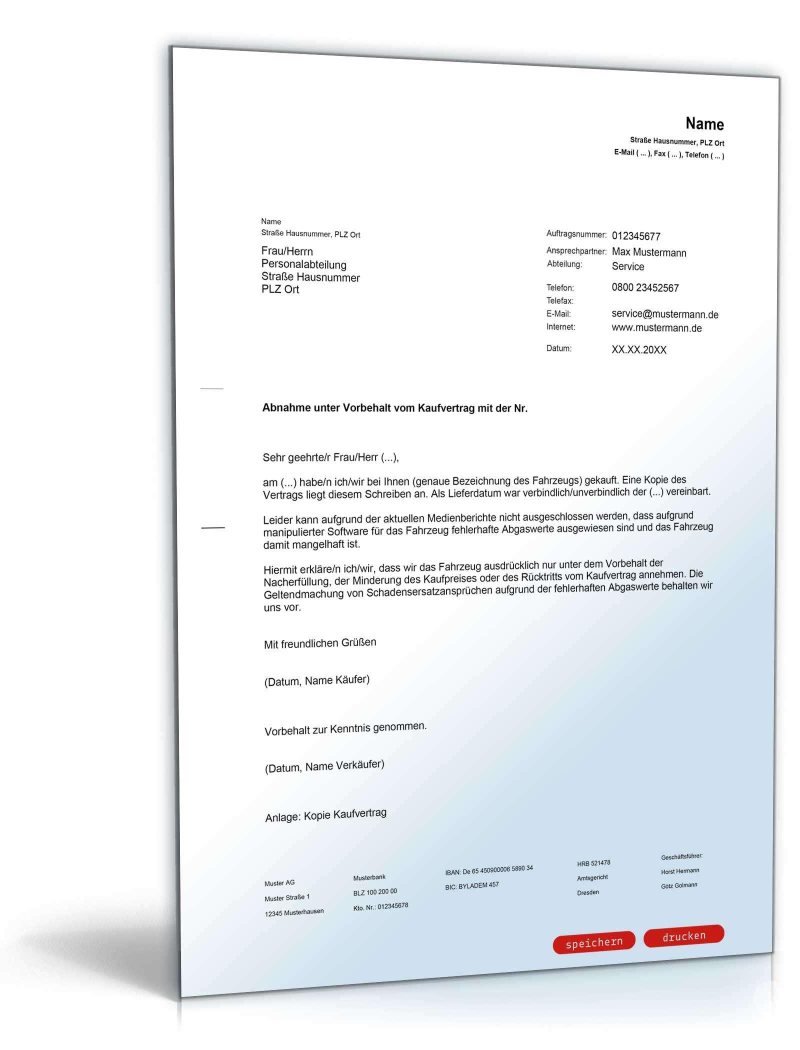 Schön Verzicht Vorlage Ideen - Beispiel Wiederaufnahme Vorlagen ...