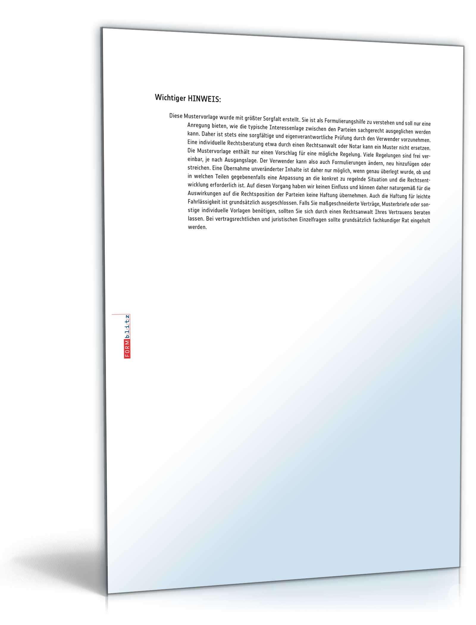 Widerspruch Gegen Teilweise Erstattung Durch Pkv Muster Zum Download