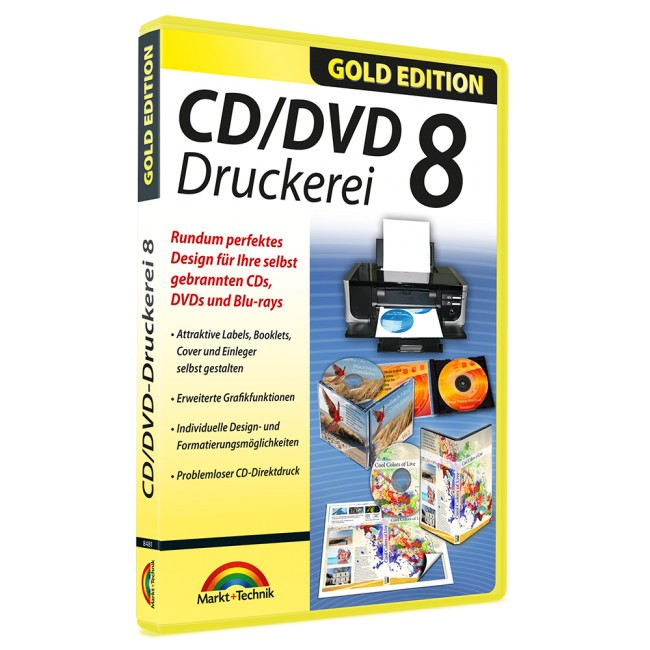 Cd Dvd Druckerei 8 Download Software Zum Top Preis