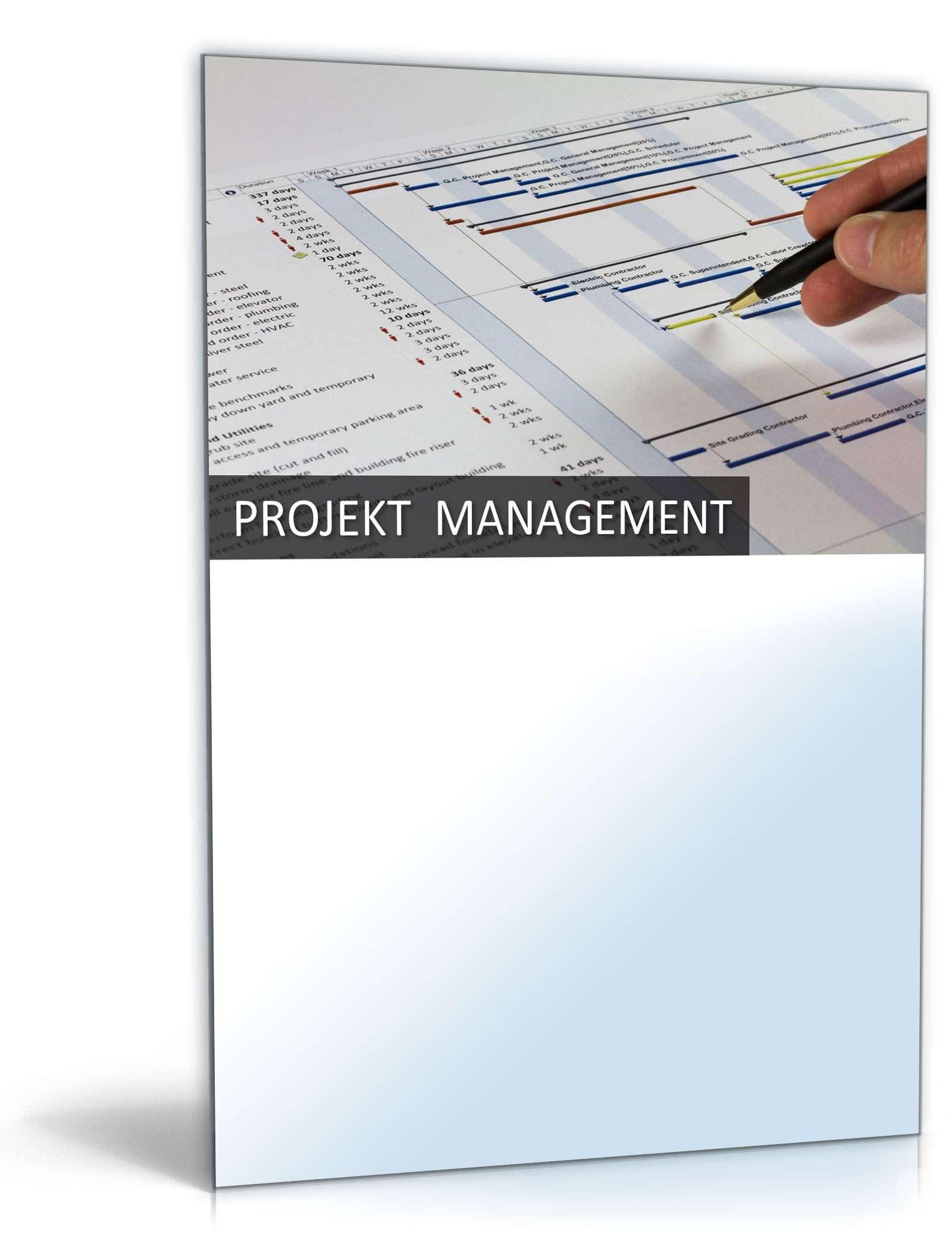 PowerPoint Präsentation Projektmanagement: Vorlage zum Download
