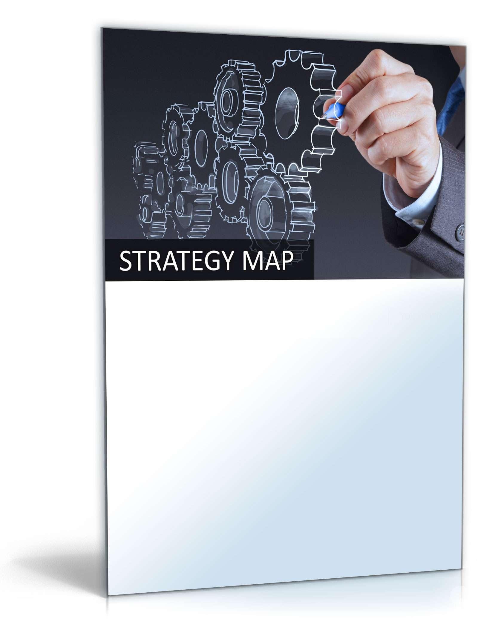 PowerPoint Präsentation Strategy-Plan - Vorlage zum Download