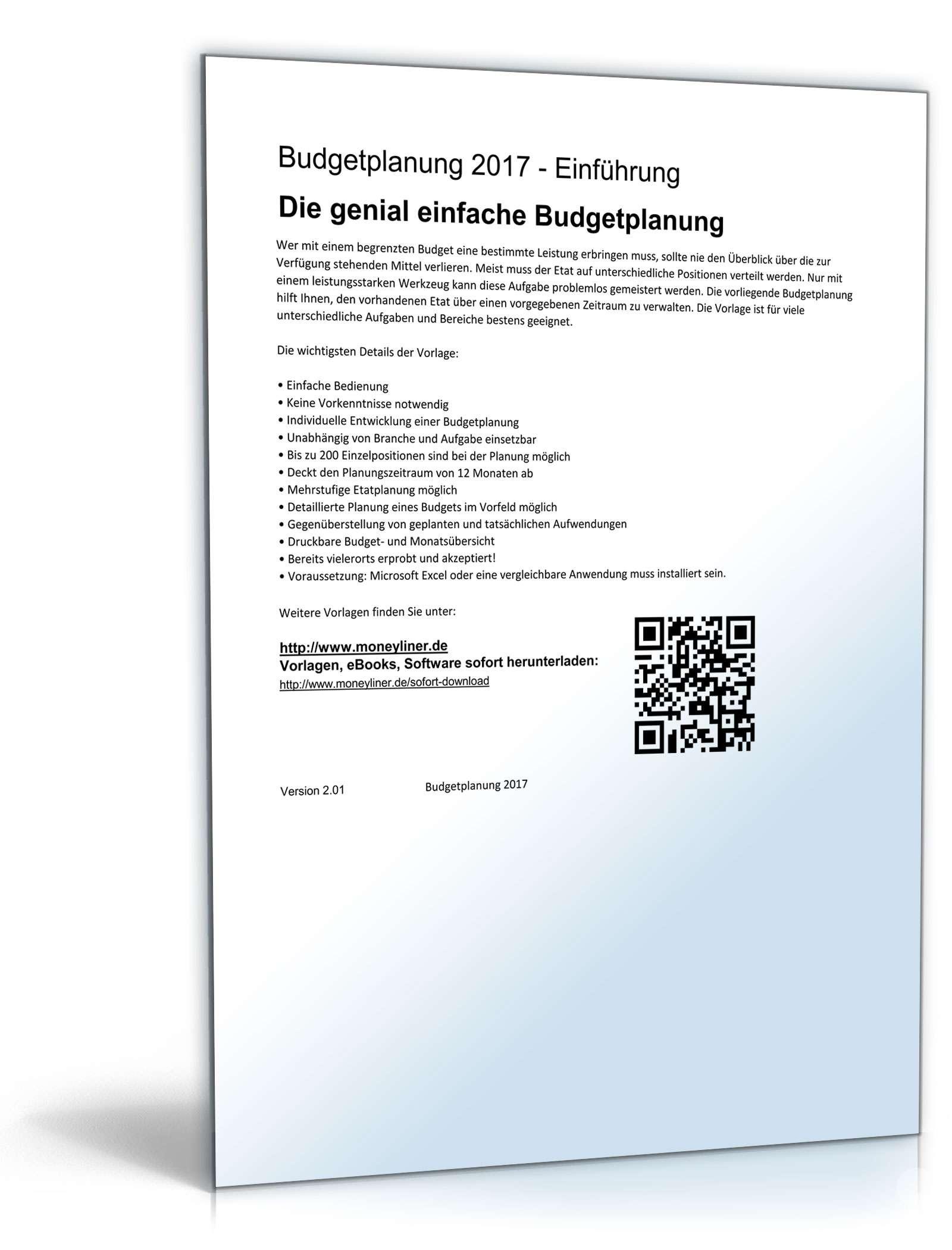 Fein Druckbare Budgetvorlage Bilder - Entry Level Resume Vorlagen ...