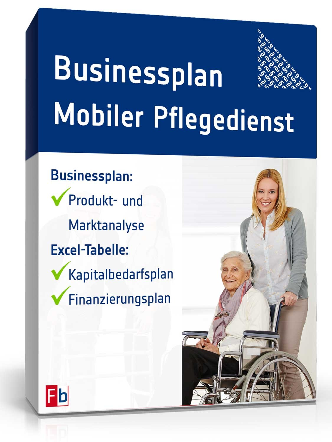 Businessplan Mobiler Pflegedienst