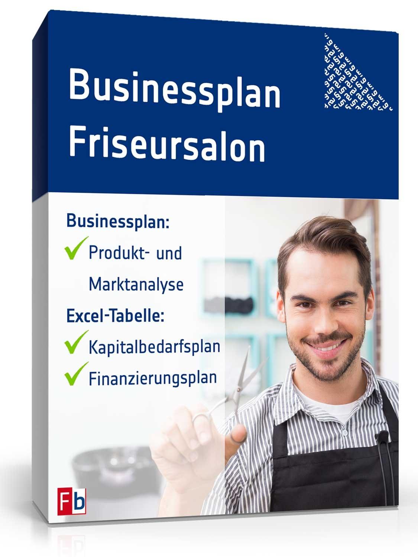 Businessplan Friseursalon Muster Aus Profihand Zum Download