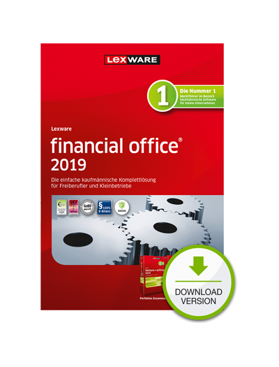 Lexware financial office 2019