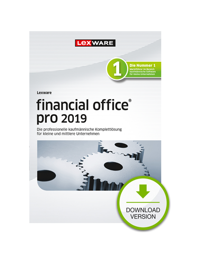Lexware financial office pro 2019 Dokument zum Download
