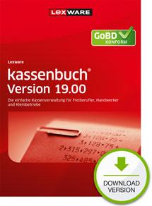 Lexware kassenbuch Version 19.00 (2020) Dokument zum Download