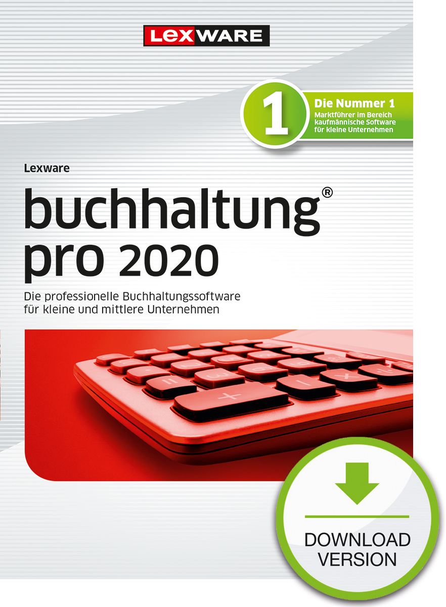 Lexware buchhaltung pro 2020 Dokument zum Download