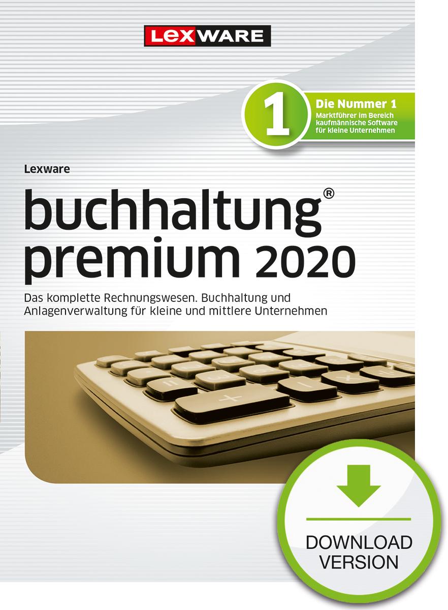 Lexware buchhaltung premium 2020 Dokument zum Download