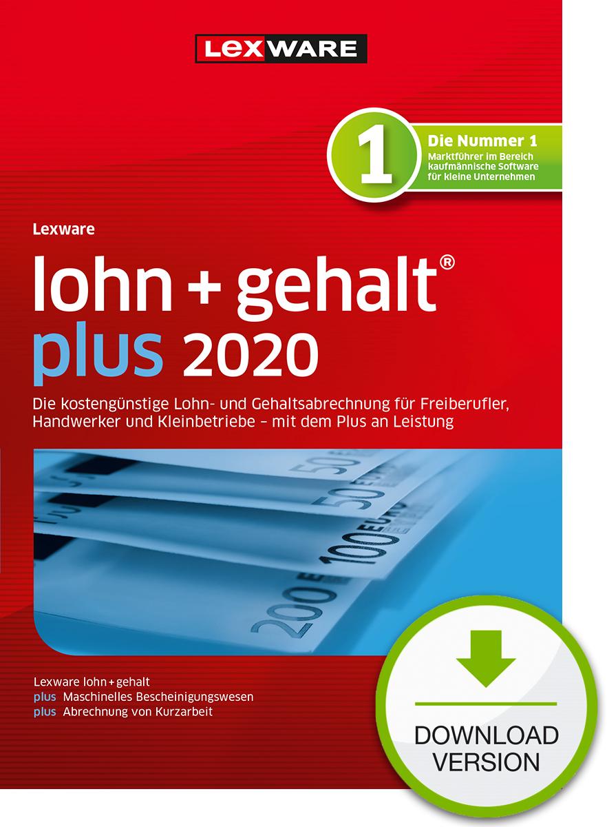 Lexware lohn+gehalt plus 2020 Dokument zum Download