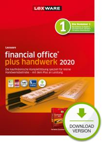 Lexware financial office plus handwerk 2020 Dokument zum Download