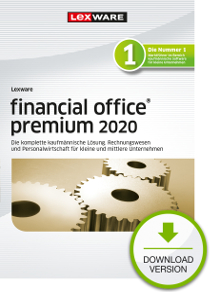 Lexware financial office premium 2020 Dokument zum Download