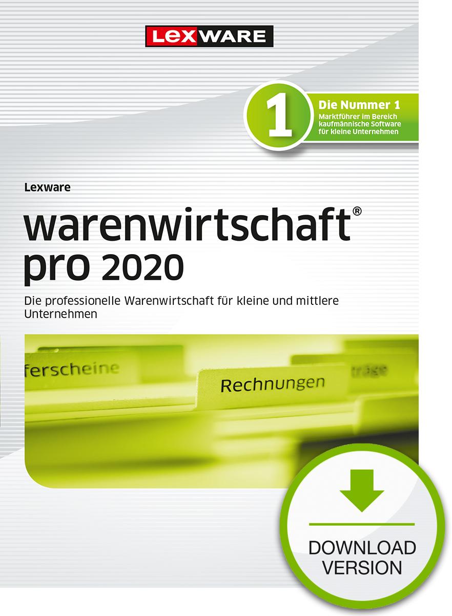 Lexware warenwirtschaft pro 2020 Dokument zum Download